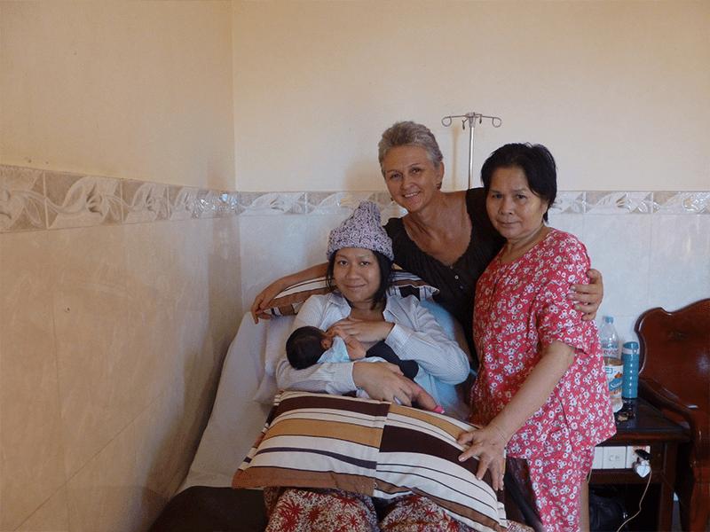 Birth doula bangkok