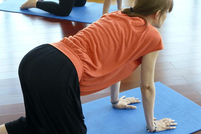 pregnancy yoga bangkok